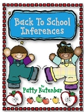 Back To School Inferencing