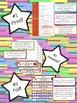 Back To School Information Foldable for Parents