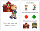 Back To School Interactive Book WH Questions