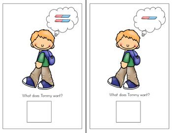 Back To School Interactive Books Possessive 's and Plural Nouns