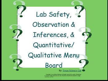 Back To School-Lab Safety + More Bundle