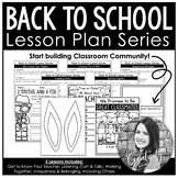 Back To School Lesson Series (5 Lessons to Start Building