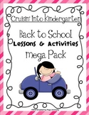 Back To School Lessons and Activities Mega Pack - Cruisin Into Kindergarten