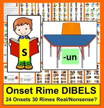 DIBELS Practice: Onset Rime Activities:  Level 1