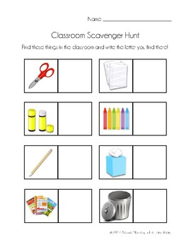 Back To School Literacy Pack!