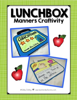 Back To School Lunchbox Craft + Song