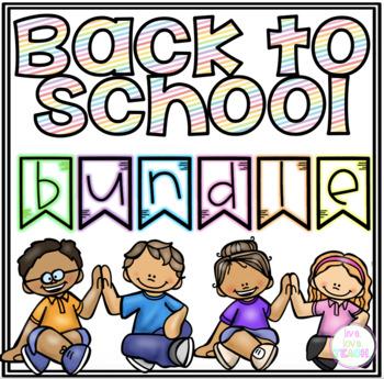 Back To School MEGA PACK!