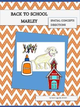 Back To School Marley  FREEBIE