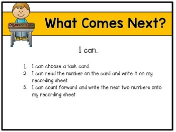 Back To School Math Activities and Centers for Kindergarten