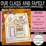 Back To School Me and Family Book with Our Class Family Bu