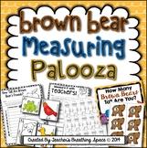 Back To School Measuring --- Brown Bear, Brown Bear Measuring Palooza