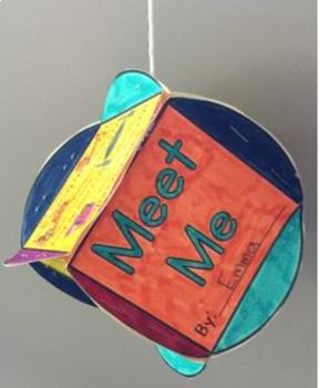 Back To School - 'Meet Me Cube' Project