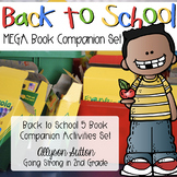 Back To School Mega Book Companion Pack