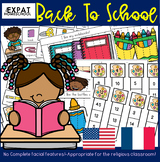 Back To School Mini Set (French and English)