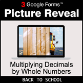 Back To School: Multiplying Decimals by Whole Numbers - Go