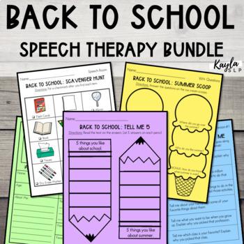Back To School: BUNDLE!