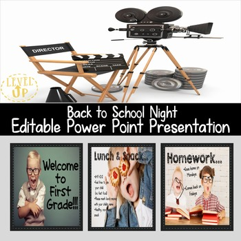Back To School Night Parent Information Power Point