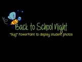 Bug Themed Back To School Night Powerpoint
