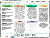 Back To School Night Quick Guide for Parents