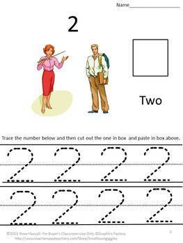 number tracing activities tracing lines fine motor skills special education. Black Bedroom Furniture Sets. Home Design Ideas