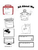 First & 2nd Gtade Math & Literacy Activities Common Core S