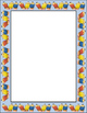 Back To School Page Borders and Frames
