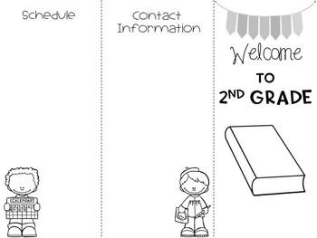 Back To School Parent Brochure