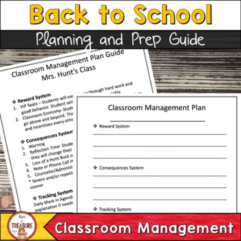 Back To School Planning Guide- Checklist, Resources and more!