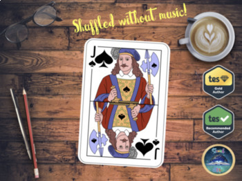 Back To School - Random Playing Card Generator