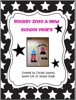 Back To School Rockstar Unit