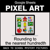 Back To School: Rounding to the nearest 100th - Google She