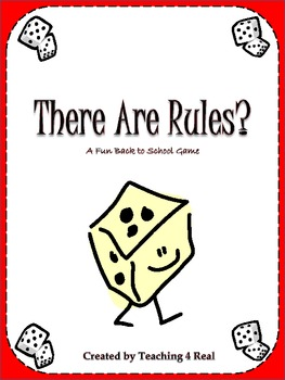 for sale game rules pdf