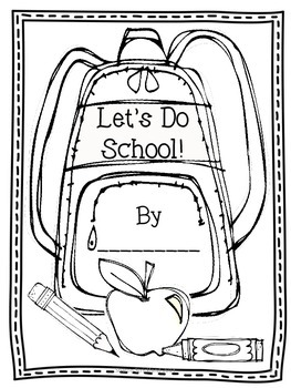 Back To School Rules and Procedures Student Booklet