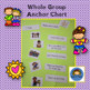 Back To School Rules for School Anchor Charts, Sorting Centers and Student Sheet