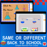 Back To School SAme Or Different Bundle School Visual Perc