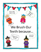 Back To School SMILE At Your Teeth Learning Oral Hygiene With W,W, H & W