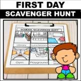 Back To School Freebie-Scavenger Hunt
