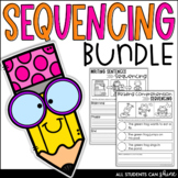 Back To School | Sequencing | Reading Comprehension & Writ