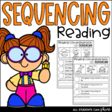 Back To School | Sequencing | Reading Comprehension for K
