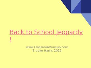 Back To School SlideShow