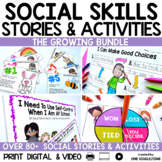 The Mega Classroom Social Story Bundle