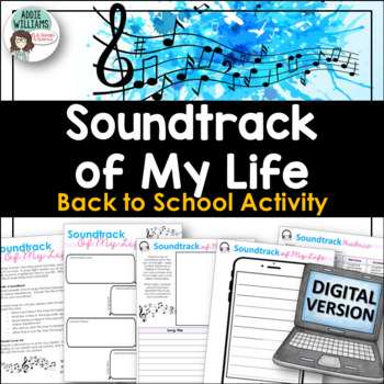 Back To School - Soundtrack of My Life - Google Version