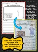 Back To School Squiggle Stories: Creative Writing Activity