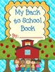 Back To School Student Book - Great 1st Week Activity!  Re