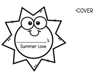 Back To School: Summer Lovin' Bulletin Board Display and Classroom Decor