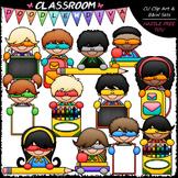 Back To School Superhero Topper Kids Clip Art - Clip Art &