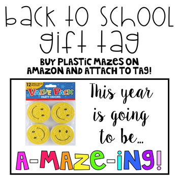 Back To School Tag!