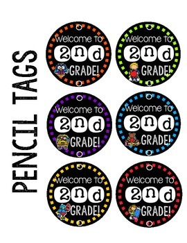 Back To School Tags {Freeibe}