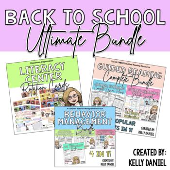 Back To School: Teacher Bundle!