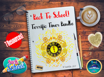 Back To School - Terrific Timer Bundle